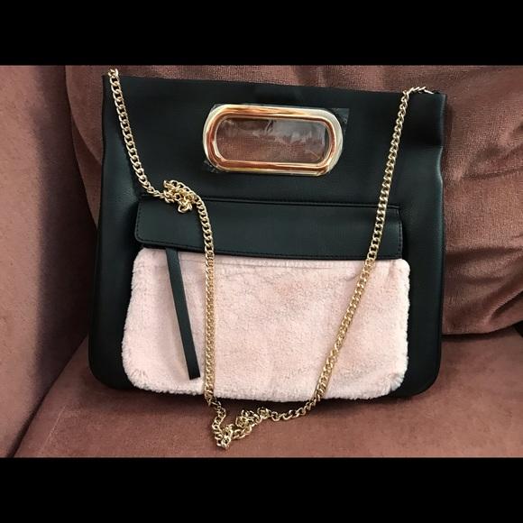 Zara Handbag. New with tags and duster bag.